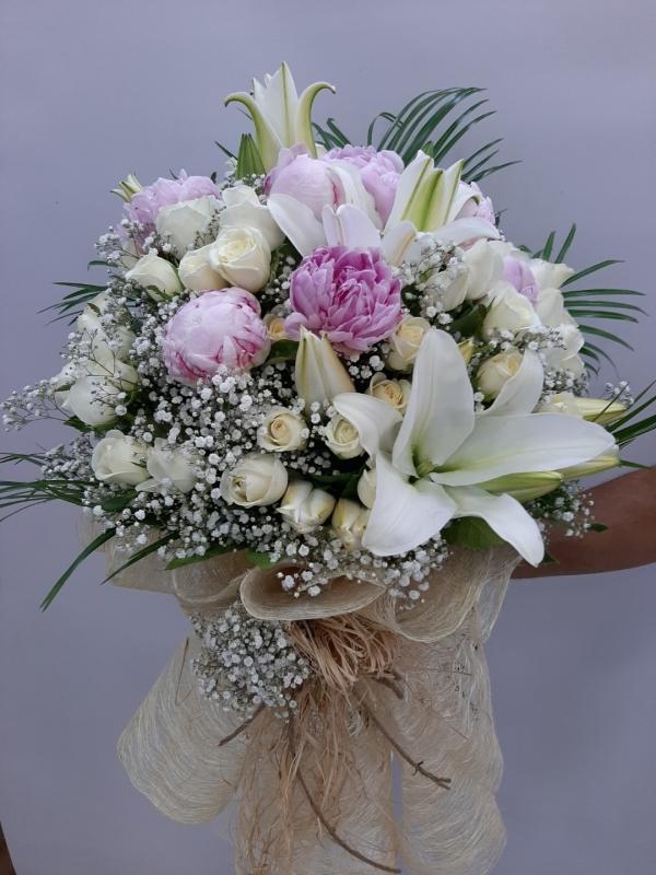 Söz Nişan - Kız İsteme Çiçek Buketi
