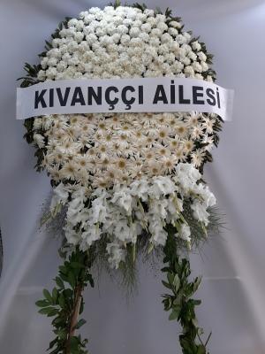 Beyaz Cenaze Çelenkleri İzmir