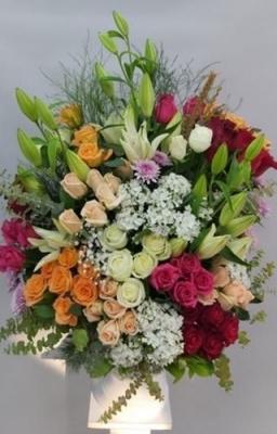 Çiçekse Özel Çiçek Tasarımı